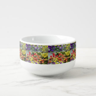 Spring time in Breckenridge Soup Bowl With Handle