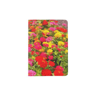 SPRING TIME PASSPORT COVER