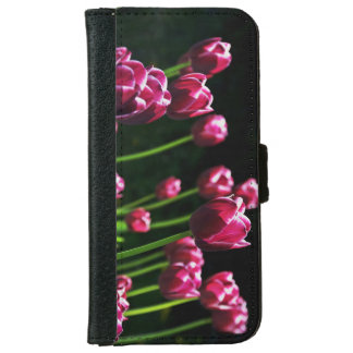 Spring Tulips iPhone 6 Wallet Case