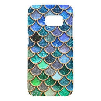 Springlike multicolor Glitter Mermaid Scales