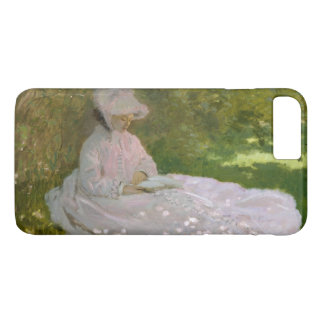 Springtime by Claude Monet iPhone 8 Plus/7 Plus Case