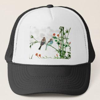 Springtime Sparrows Trucker Hat