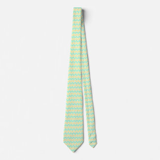 Springy Abstract Tie