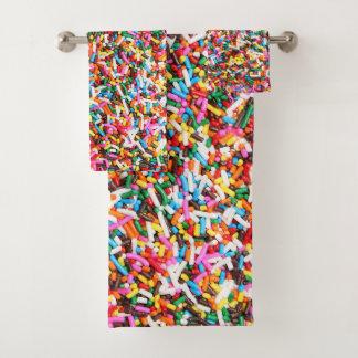 Sprinkles Bath Towel Set