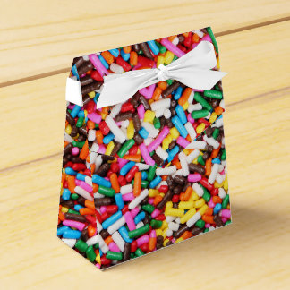 Sprinkles Favor Box Favour Boxes
