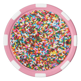 Sprinkles Poker Chip