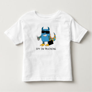 SPY IN TRAINING TODDLER T-Shirt