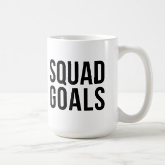 Squad Goals Mug