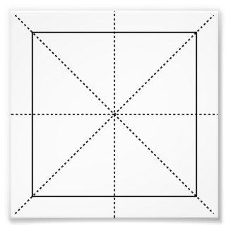 Square Art Photo