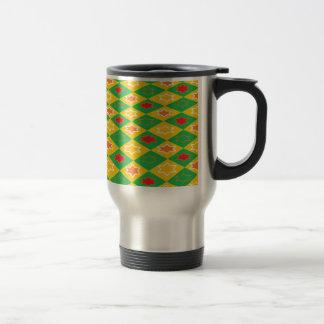 Square Theme Coffee Mug