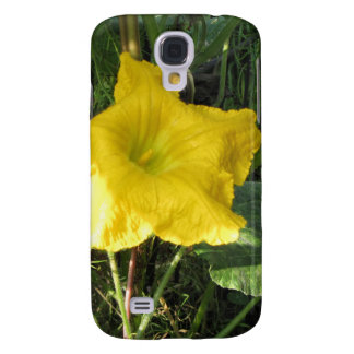 Squash Blossom photo Galaxy S4 Case