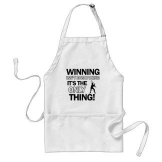 squash design standard apron