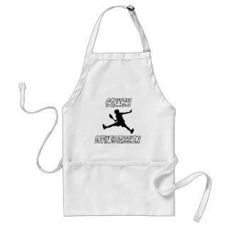 squash designs standard apron