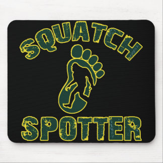 Squatch Spotter Mouse Pad