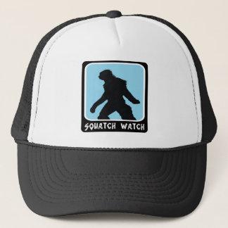 Squatch Watch - Sasquatch BigFoot Hunter Trucker Hat