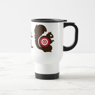 Squirrel Patrol Dog Lovers Mug