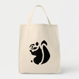 Squirrel Rodent Tote Bag