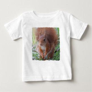 SQUIRREL SQUIRRELS by Jean Louis Glineur Baby T-Shirt