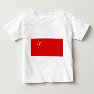 SR Makedonija zastava Baby T-Shirt