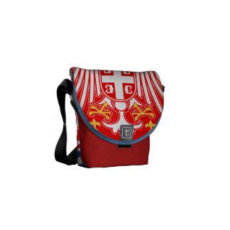 Srbija Messenger Bags