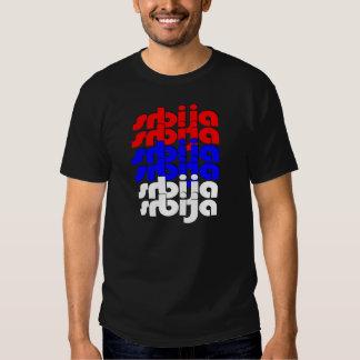 Srbija - Serbia t-shirts