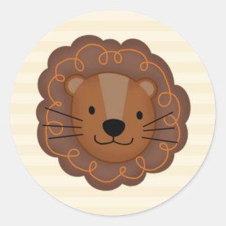 SS Noah / Noah's Ark Baby Shower Envelope Seal