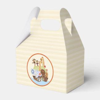 SS Noah / Noah's Ark Baby Shower Personalized Favour Box