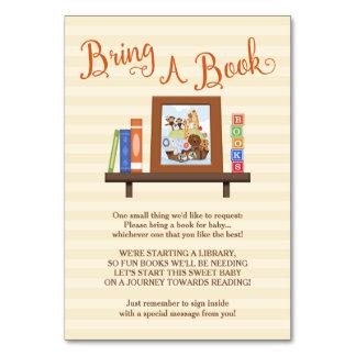 SS Noah / Noah's Ark Bring-a-Book Baby Shower Card