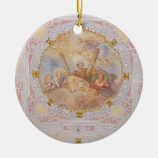 St Andreas Babenhausen Mural Christmas Ornament