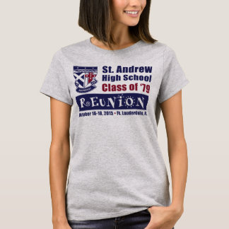25 year school reunion 1989 or any year star v14a t shirt. sp5849 ...