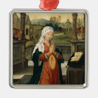 St.Anne Conceiving the Virgin Christmas Ornament