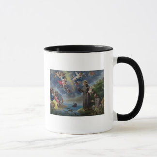 St. Anthony of Padua Preaching to the Fish Mug