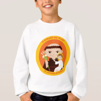 St. Anthony of Padua Sweatshirt