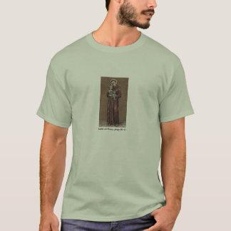 St. Anthony T-Shirt - English