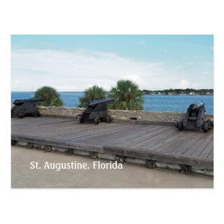 St. Augustine Florida Postcard