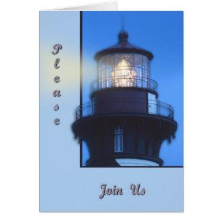 St Augustine Lighthouse Card