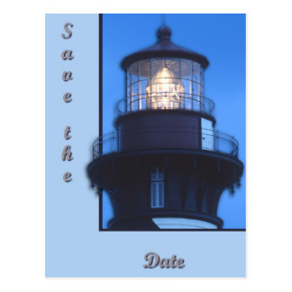 St Augustine Lighthouse Postcard