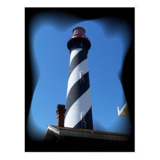 St. Augustine Lighthouse Postcard