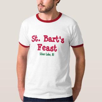 St. Bart's Feast T-shirt