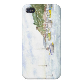 'St. Catherine's Point' iPhone 4 Case