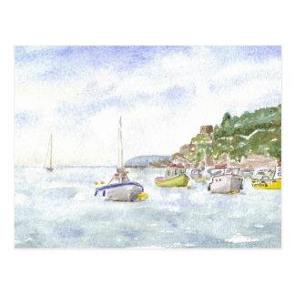 'St. Catherine's Point' Postcard