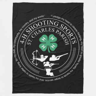 St. Charles Parish Shooting Sports Blanket
