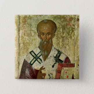 St. Clement, 14th-15th century 15 Cm Square Badge