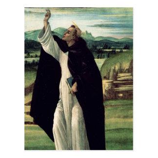 St. Dominic, c.1498-1505 Postcard