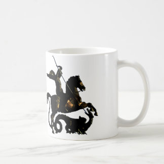 St George Slaying the Dragon Coffee Mug