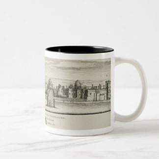 St. James's Palace and part of the City of Westmin Two-Tone Coffee Mug
