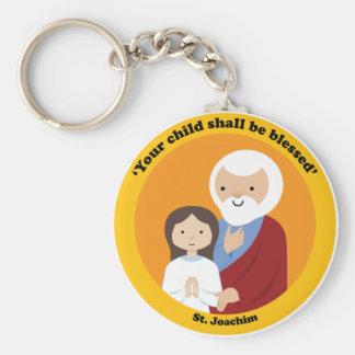 St. Joachim Key Ring