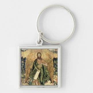 St. John the Baptist, Angel of the Wilderness Keychains