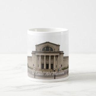 St Louis Art Museum Basic White Mug