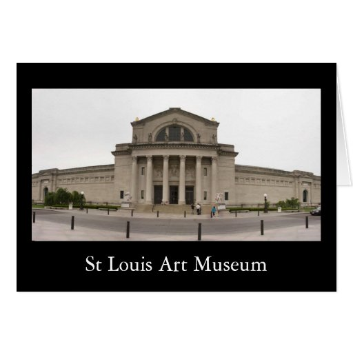 St Louis Art Museum Greeting Cards